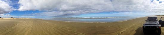 Kust Nieuw-Zeeland