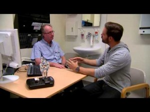 Consult orthopeed NSAID