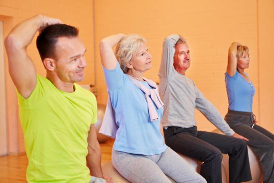 Oefeningen voor artrose in de nek