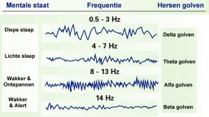 golven slaap fibromyalgie