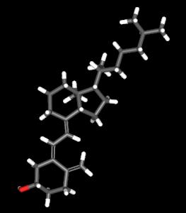 Zo ziet Vitamine D3 eruit