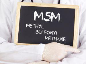 MSM werkt niet