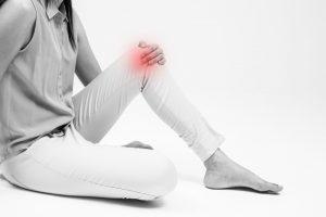 reflexologie knie artrose