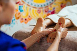 voet reflexologie