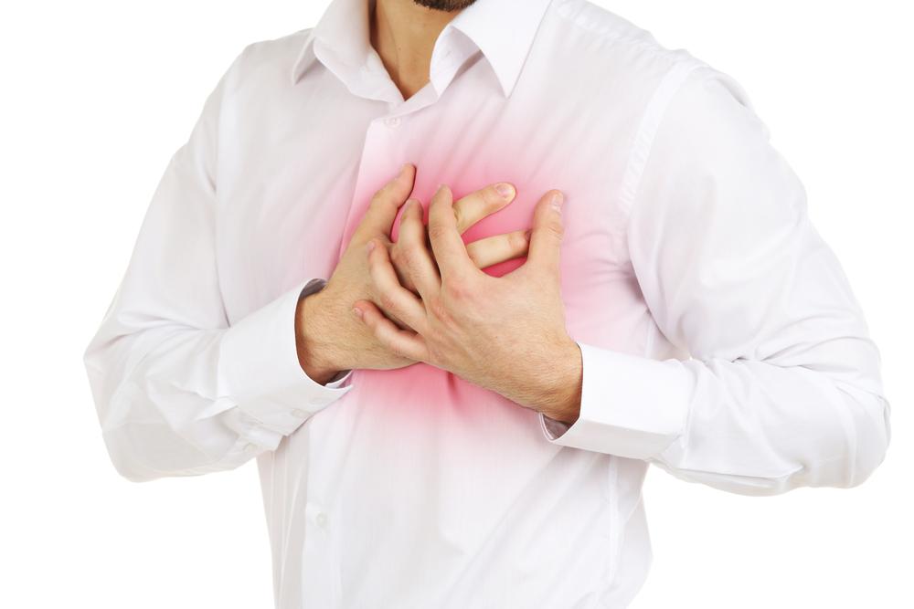 kramp hartstreek