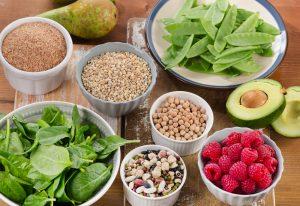 Vezelrijke voeding en gewrichten