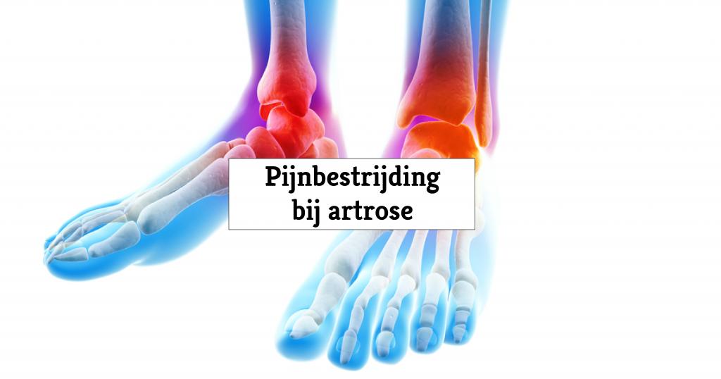 pijnbestrijding artrose handen