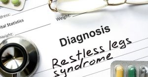 restless legs syndroom