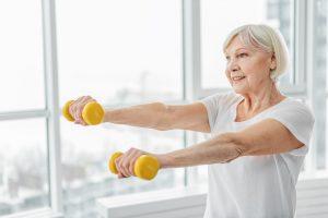 weerstandsoefeningen fibromyalgie