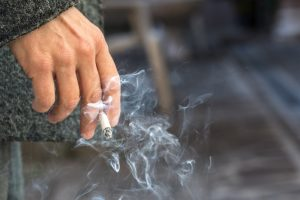 Roken veroorzaakt ontstekingen