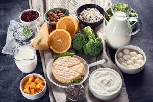 Voeding botsterkte osteoporose