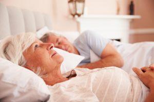 artrose en slapen