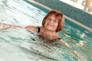 hart en vaatziekten voorkomen zwemmen
