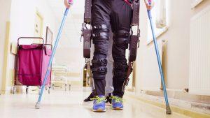 Exoskeletten
