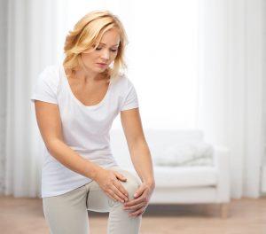Knie-artrose onder 65