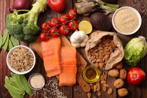 hart- en vaatziekten gezonde voeding