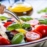 Beschermt het mediterrane dieet tegen reumatoïde artritis?