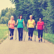 Nordic Walking: ideale sport bij artrose
